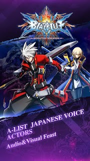 Screenshot 2: BlazBlue RR