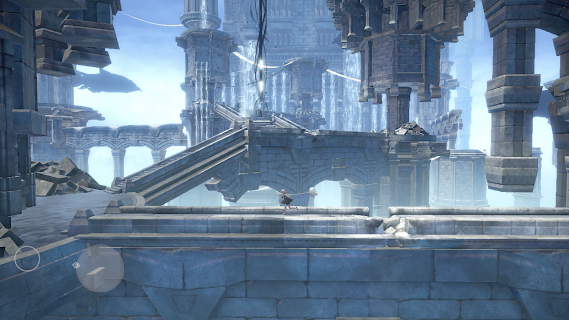 Screenshot 3: NieR Re[in]carnation