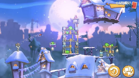 Screenshot 1: Angry Birds 2
