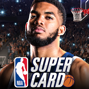 Icon: NBA SuperCard: Basketball card battle