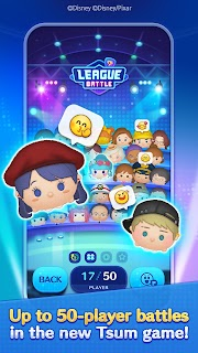 Screenshot 1: Tsum Tsum Stadium