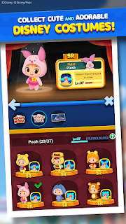 Screenshot 2: Disney POP TOWN | โกลบอล