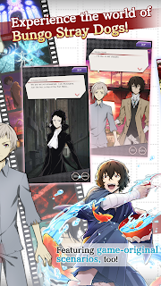 Screenshot 4: Bungo Stray Dogs: Tales of the Lost | อังกฤษ