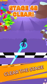 Screenshot 4: Stickman Dash
