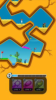 Screenshot 1: Golf Blitz