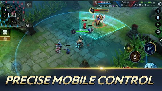 Screenshot 4: Arena of Valor | Global
