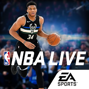 Icon: NBA LIVE Mobile 농구
