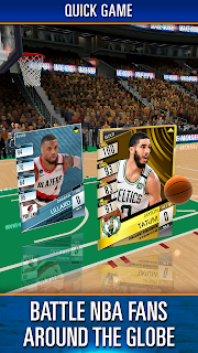 Screenshot 1: NBA SuperCard: Basketball card battle