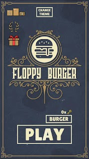 Screenshot 1: Floppy Burger - New Chef in Town