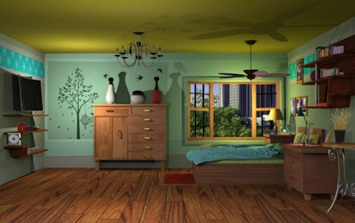 Screenshot 2: Rooms In The House Escape