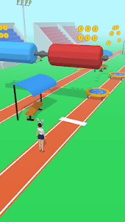 Screenshot 3: Flip Jump Stack!