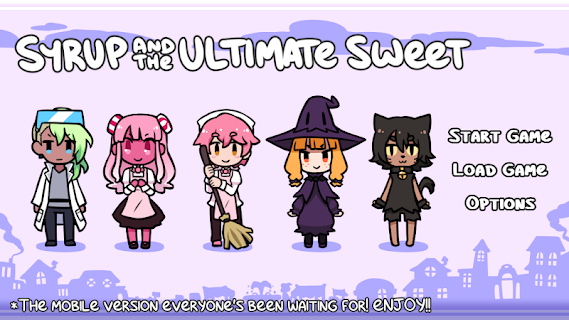 Screenshot 1: Syrup and the Ultimate Sweet