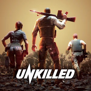 Icon: UNKILLED - Zombie FPS Shooting Game