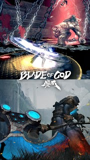 Screenshot 3: Blade of God