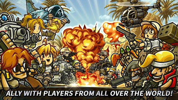 Screenshot 4: Metal Slug Infinity : Idle Game | Global