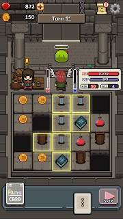 Screenshot 2: Dungeon Swag : 슬라임 던전