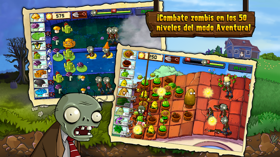 Screenshot 2: Plants vs. Zombies FREE