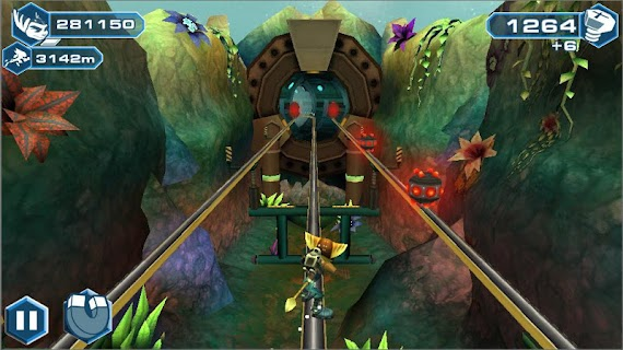 Screenshot 2: Ratchet and  Clank: BTN