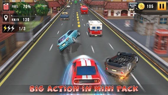 Screenshot 3: Mini Car Race Legends