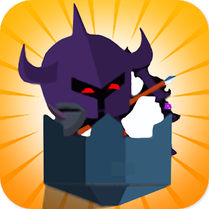 Icon: Idle Castle Defense – Zombie Miners