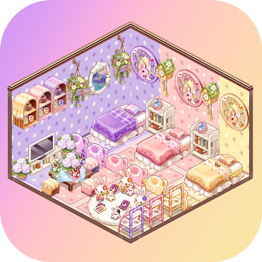 Download Kawaii Home Design Decor Fashion Game Qooapp Game Store