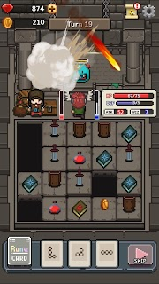 Screenshot 4: Dungeon Swag : 슬라임 던전