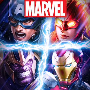 Icon: MARVEL BATTLE LINES