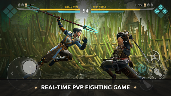 Screenshot 1: Shadow Fight Arena