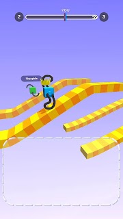 Screenshot 3: Draw Climber