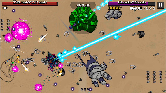 Screenshot 3: Mad Tank