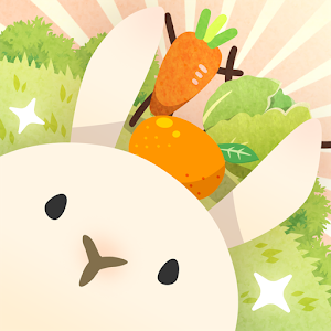 Icon: Bunny Cuteness Overload (Idle Bunnies Tap Tycoon)