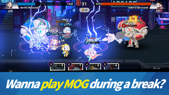 Screenshot 3: MOG Supernatural School