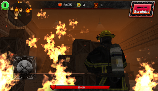 Screenshot 3: Courage of Fire