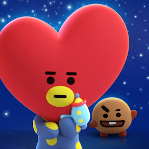 Icon: PUZZLE STAR BT21