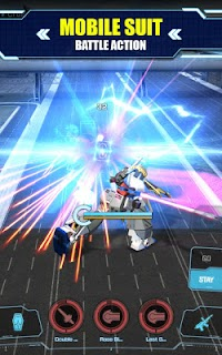 Screenshot 4: GUNDAM BREAKER:高達創壞者 MOBILE | 英文版