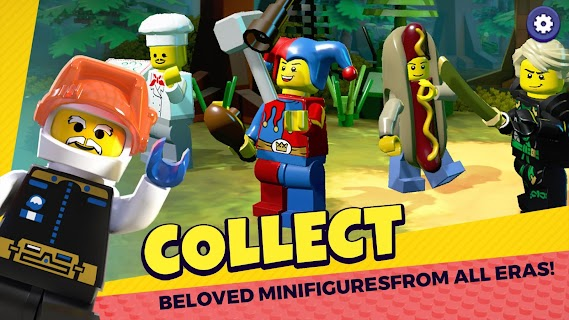Screenshot 2: LEGO® Legacy: Heroes Unboxed