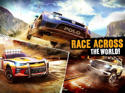 Screenshot 2: Asphalt Xtreme: Rally Racing