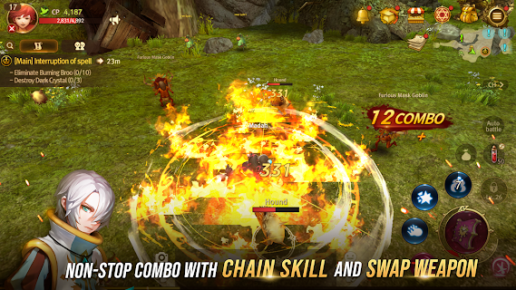 Screenshot 3: World of Dragon Nest (WoD)