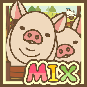 Icon: Pig Farm MIX | Japonês