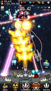 Screenshot 3: Galaxy Missile War