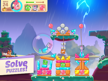 Screenshot 4: Angry Birds Journey