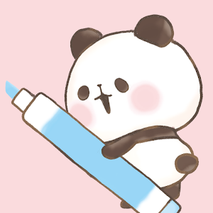 Icon: Sticky Note Mini MOCHI MOCHI PANDA
