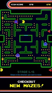 Screenshot 3: PAC-MAN