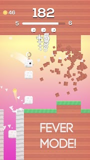 Screenshot 3: Square Bird