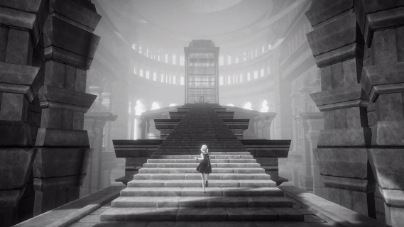 Screenshot 2: NieR Re[in]carnation