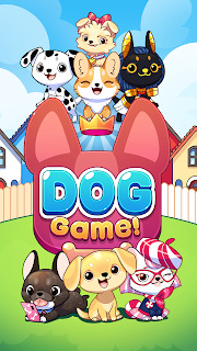 Screenshot 1: Dog Game - The Dogs Collector!