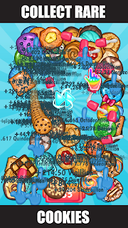 Screenshot 1: Cookies Inc. - Clicker Idle Game