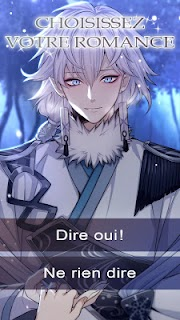 Screenshot 3: Soul of Yokai: Otome Romance Game