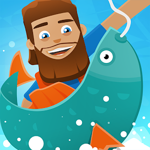 Icon: Hooked Inc: Fisher Tycoon