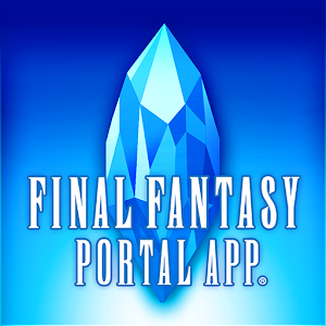 Icon: Final Fantasy Portal App